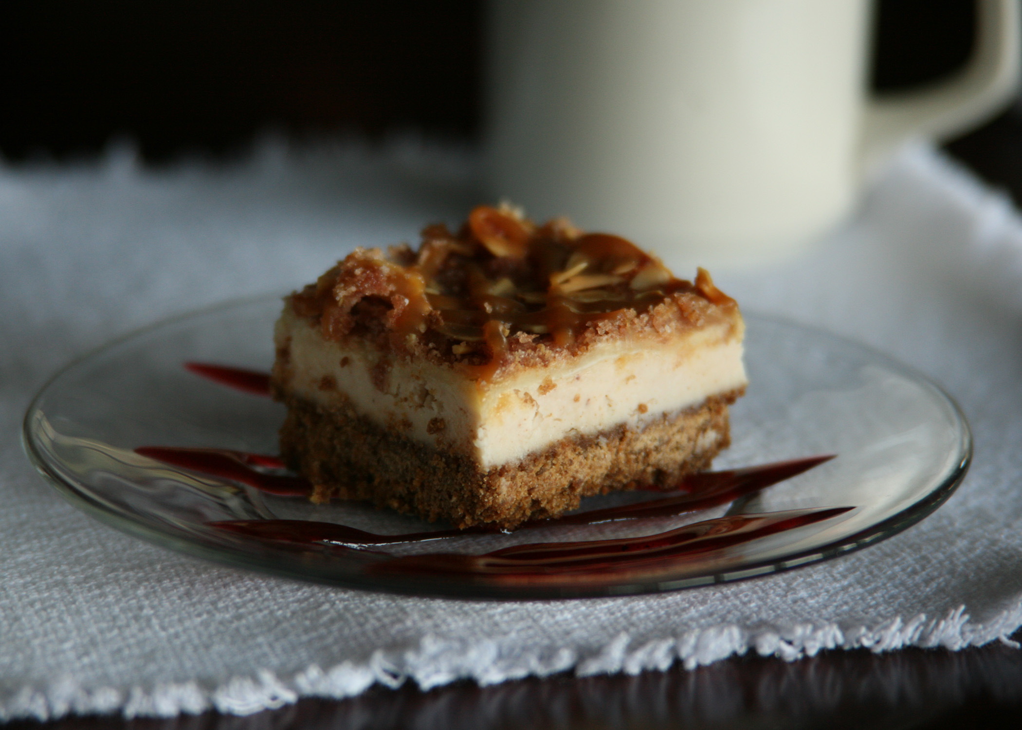 ... from The Cove's Kitchen: Sopapilla Cheesecake | Notes from the Cove