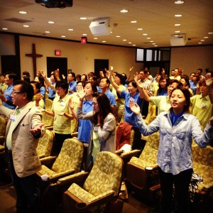 Korean Worship August 1 2013