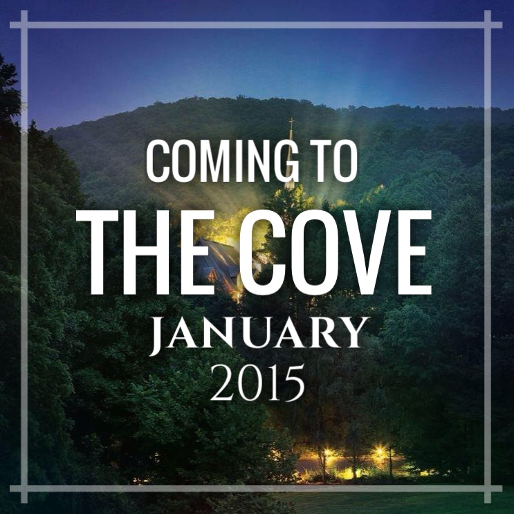Coming to the cove January