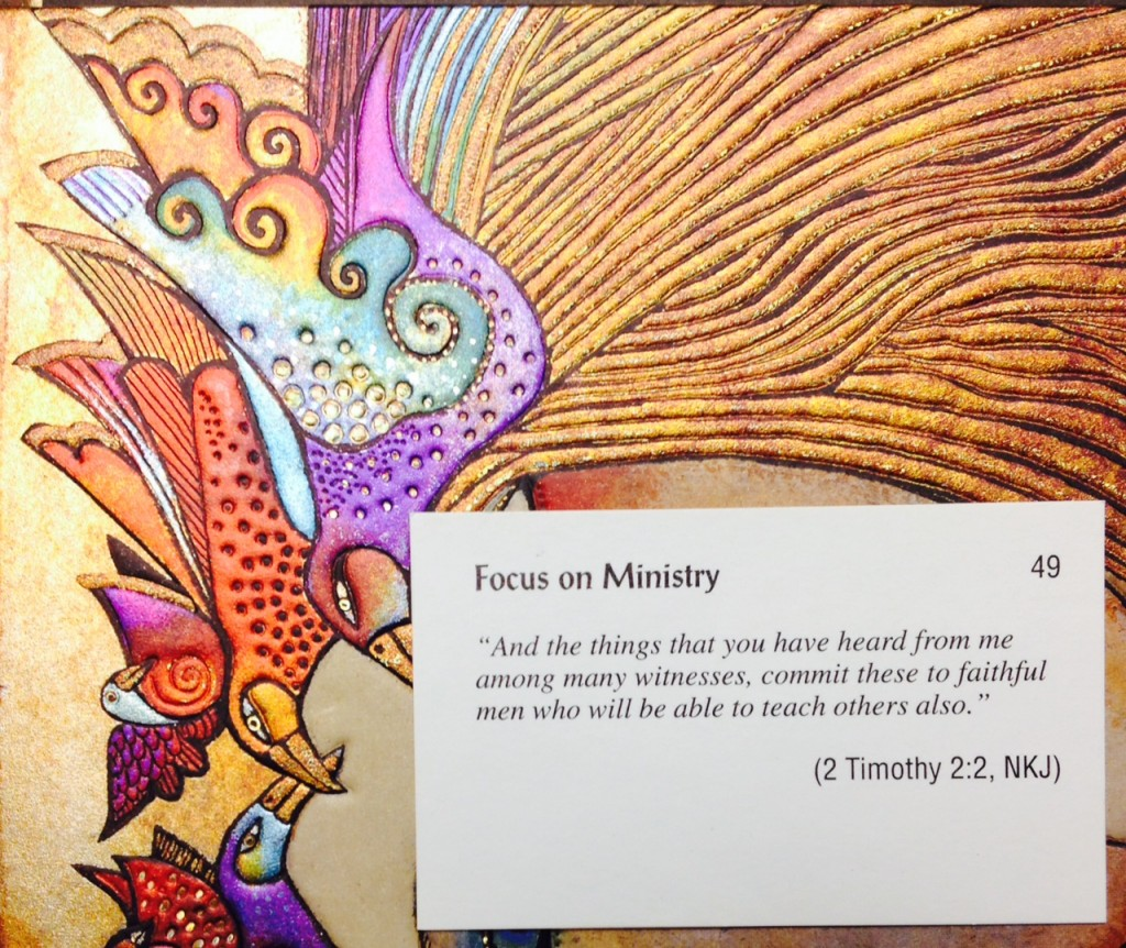 Focus on Ministry Card 49