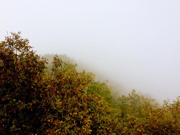 a walk in the clouds the overlook Sept 22 2015