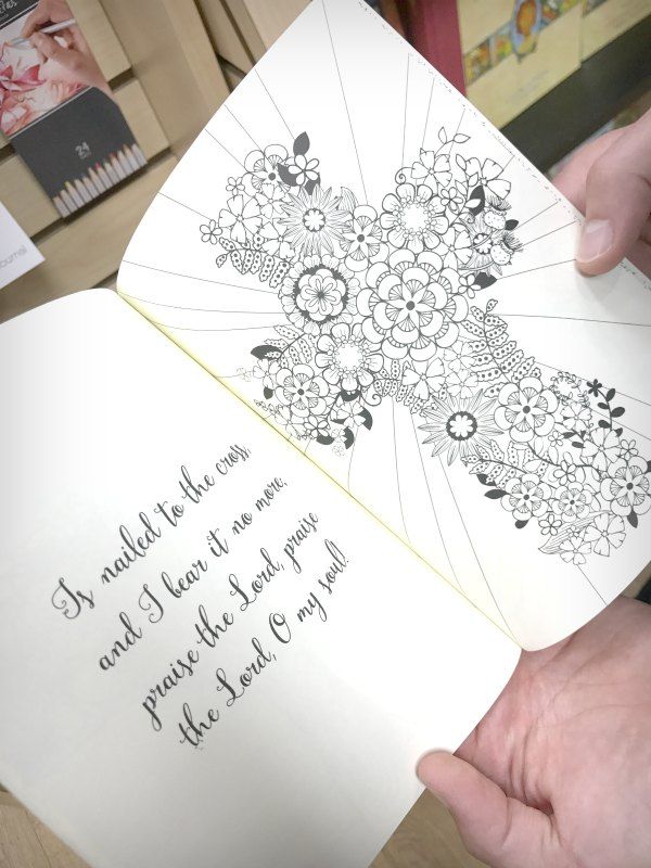 Coloring Book Inside