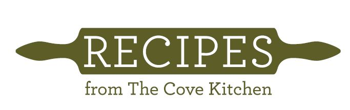 LOGO for Recipes from The Cove kitchen