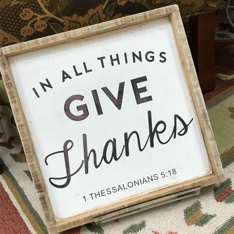 Give Thanks Picture
