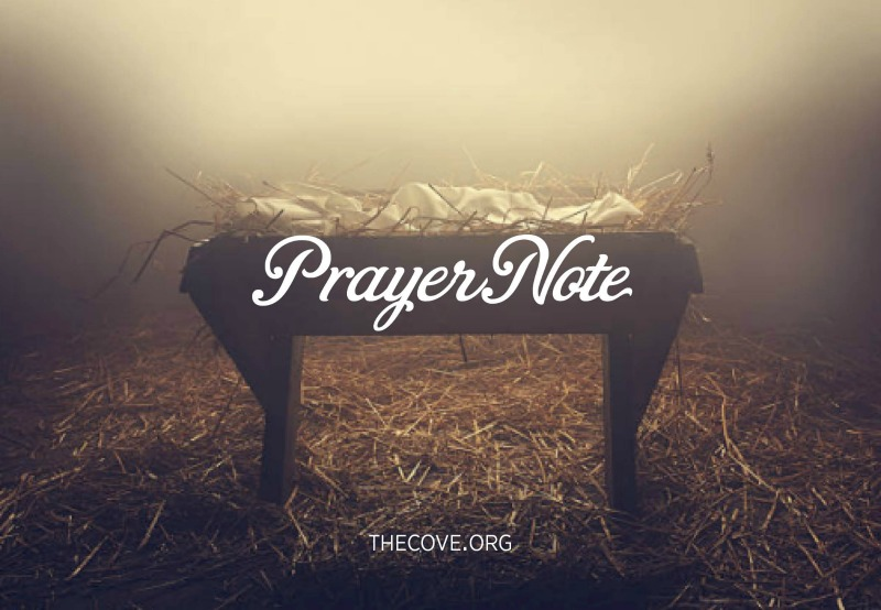 Prayer Note Title Image